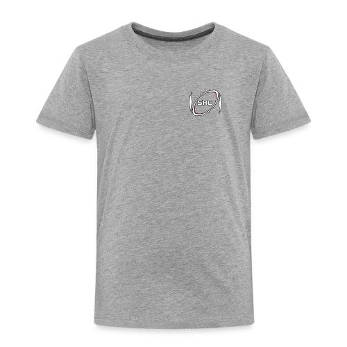 Silkeborg Rugby Club logo - Børne premium T-shirt