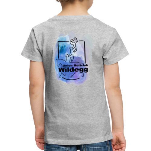 Wildegg Neu - Kinder Premium T-Shirt