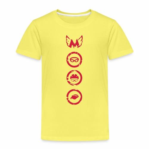 Mosso_run_swim_cycle - Maglietta Premium per bambini