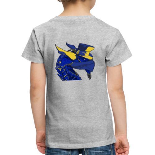 El Monstruo de NaKai - Camiseta premium niño
