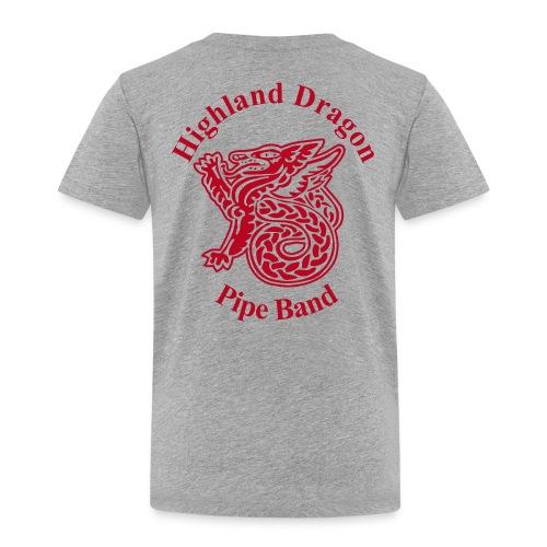 pipeband - Kinder Premium T-Shirt