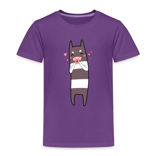 Donut Monster - Kids' Premium T-Shirt