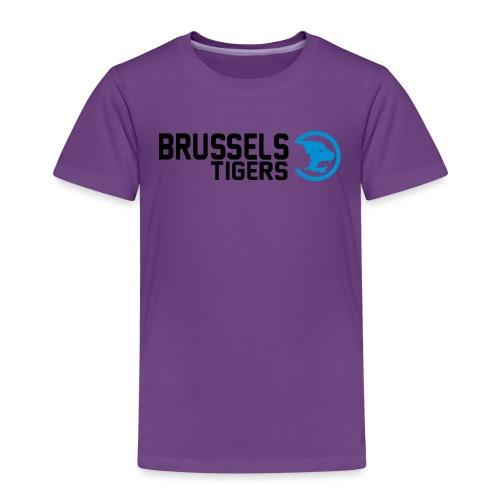 BrusselsTigers LogoWebsit - Kids' Premium T-Shirt
