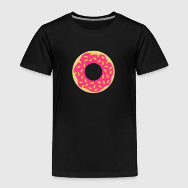 Donut pączek - Koszulka dziecięca Premium