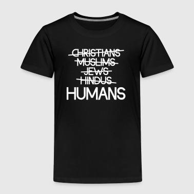 humans - Koszulka dziecięca Premium