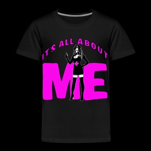 All About me Nurse Pink - Kids' Premium T-Shirt