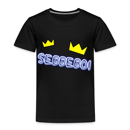SEBBEBOI - Premium-T-shirt barn