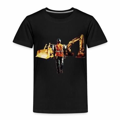 Diggers and Dozers - Kids' Premium T-Shirt