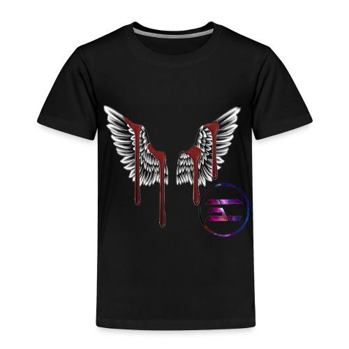 cool wings design - Kids' Premium T-Shirt