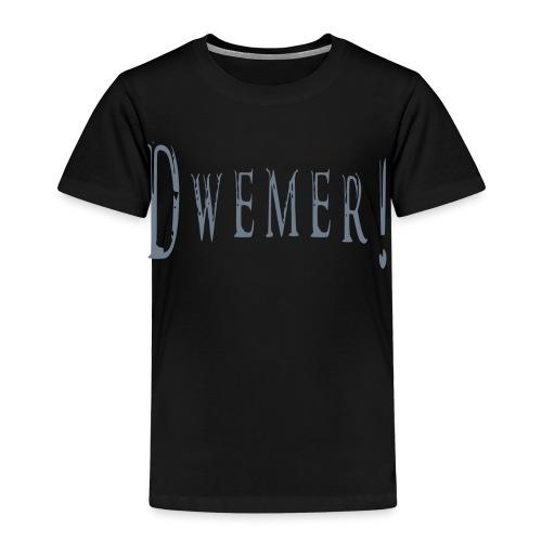 Dwemer! - Kinder Premium T-Shirt