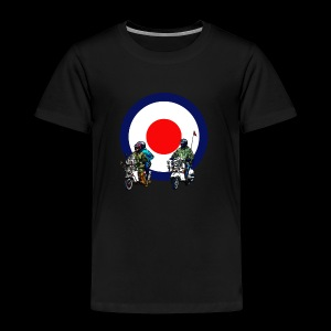 Mods - Kids' Premium T-Shirt