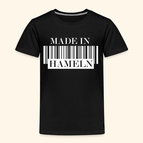 Made in Hameln   Original aus Hameln - Kinder Premium T-Shirt