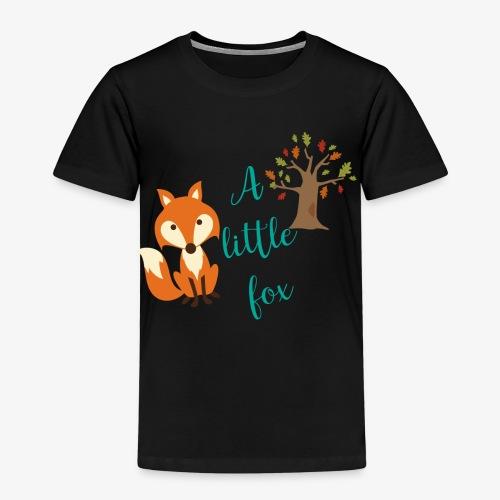A little Fox - Kinder Premium T-Shirt