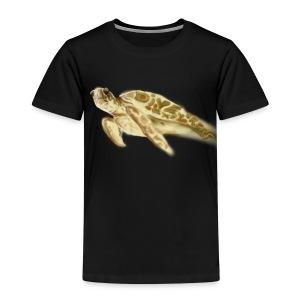 Explorer Turtle - Kinder Premium T-Shirt