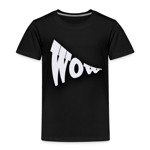 W Collection - Premium T-skjorte for barn