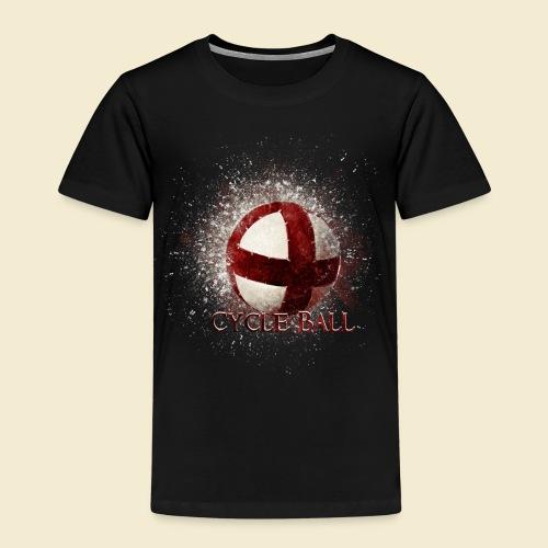 Radball   Cycle Ball - Kinder Premium T-Shirt