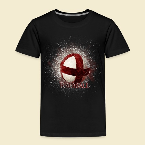 Radball | Ball - Kinder Premium T-Shirt