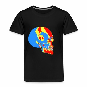 Skull head - T-shirt Premium Enfant