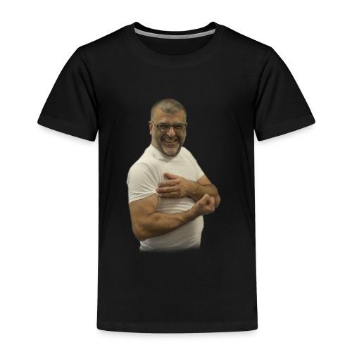 Nickefaerg - Premium-T-shirt barn