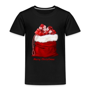 merry christmas shopping - Kids' Premium T-Shirt