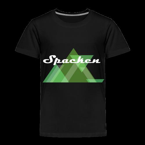 Spacken.net Design #1 - Kinder Premium T-Shirt