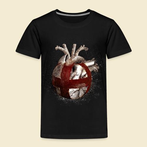 Radball | Cycle Ball Heart - Kinder Premium T-Shirt