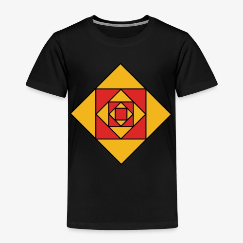Prismes carrés - T-shirt Premium Enfant