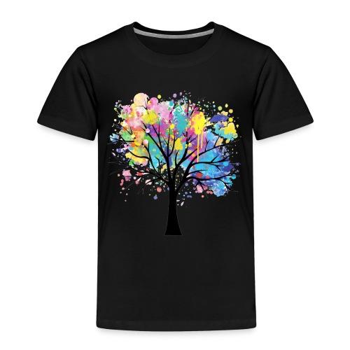 Splash Tree - T-shirt Premium Enfant