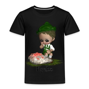 krebs1 - Kinder Premium T-Shirt
