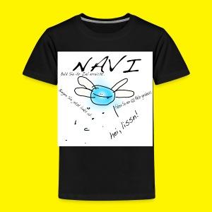 Navi dat Navi - Kinder Premium T-Shirt