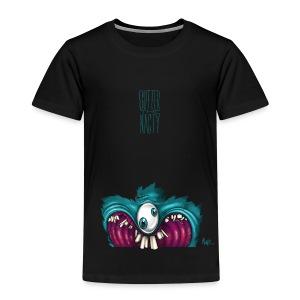 OneEyeTwoPupil [00110101] - Kids' Premium T-Shirt