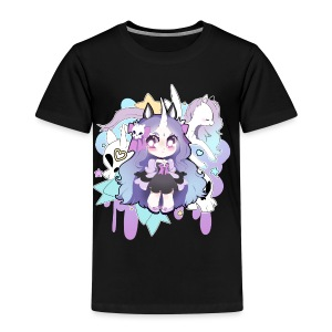 Little Unicorn Sister - Camiseta premium niño