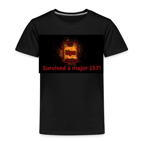 Ups survived - Kinder Premium T-Shirt