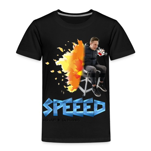 Overheadflow (Speed) Merchandise - Kinder Premium T-Shirt