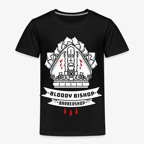 Bloody Bishop Barbershop - Kinderen Premium T-shirt