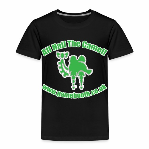 All Hail The Camel! - Kids' Premium T-Shirt