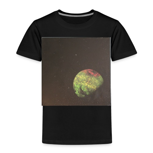 Lone Planet, Universum - Kinder Premium T-Shirt