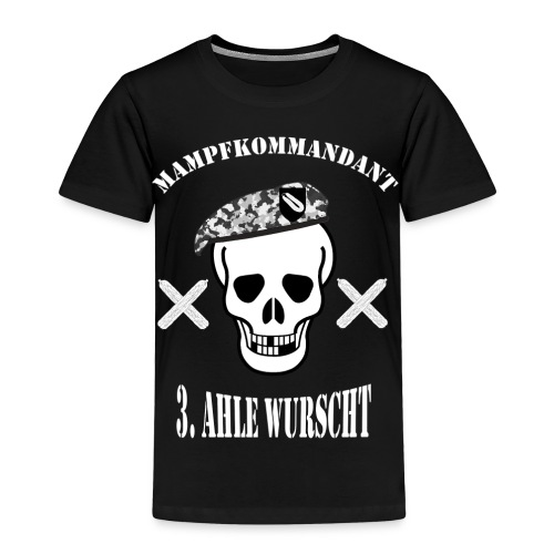 Ahle Wurscht - Kinder Premium T-Shirt