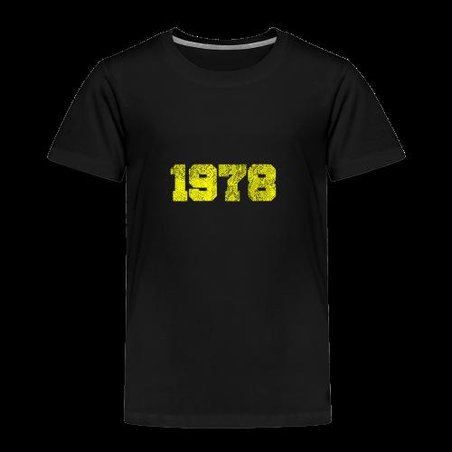 1978 - Kinder Premium T-Shirt