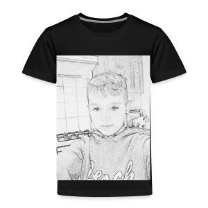 Jack Tomo in stock things - Kids' Premium T-Shirt