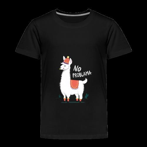 No ProbLama - Kids' Premium T-Shirt