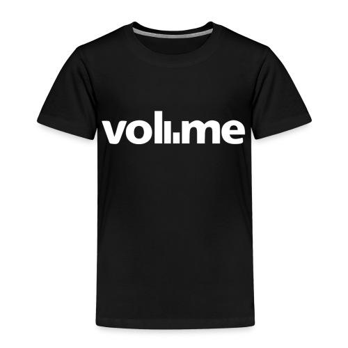 Coolest Volume Graphic Design White Rock it Dandy - Kids' Premium T-Shirt