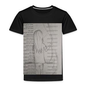 Longing Girl - Kids' Premium T-Shirt