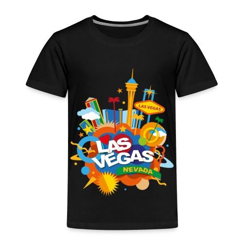 Las Vegas - Maglietta Premium per bambini