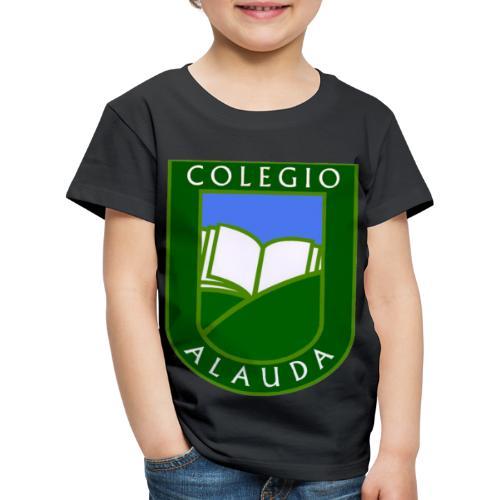 Colegio Alauda - Camiseta premium niño