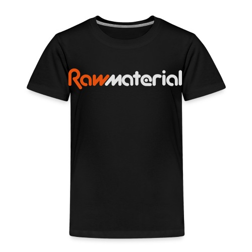 Raw Material 2017 Logo - Kids' Premium T-Shirt