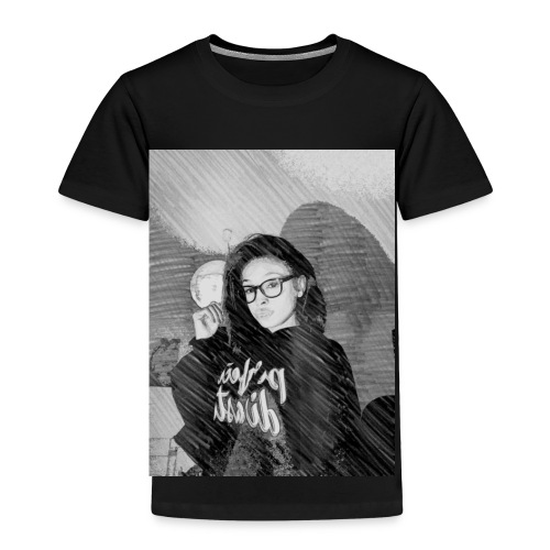8010F289 83CC 408C 8E7D 04FDB2E39503 - Kinder Premium T-Shirt