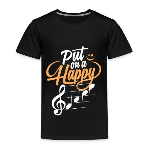 happy face - Kinder Premium T-Shirt