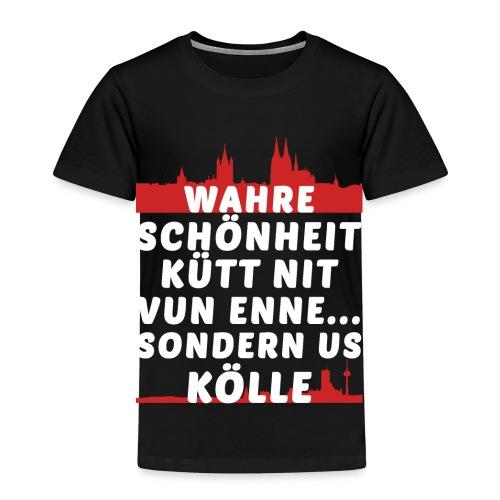Wahre Schönheit aus Köln - Kinder Premium T-Shirt