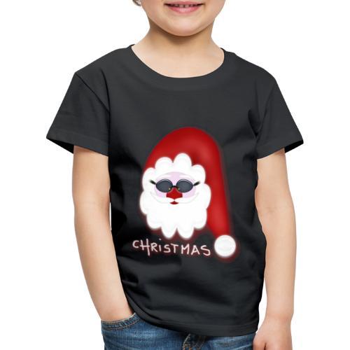 Christmas - cooler Weihnachtsmann - Kinder Premium T-Shirt